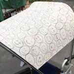 車椅子用日傘の布地について