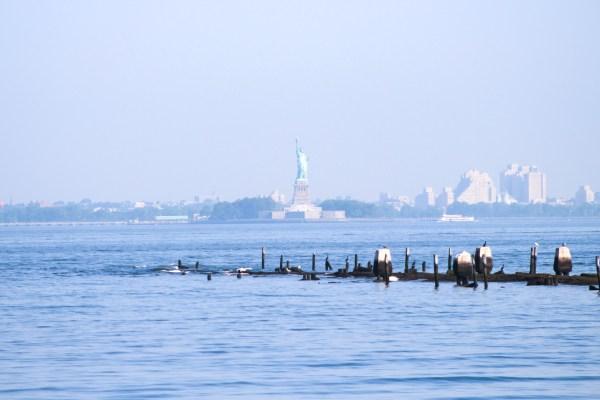 ニューヨーク観光 自由の女神