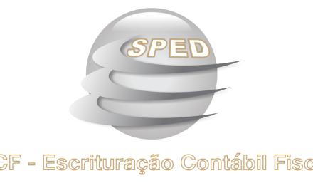SPED ECF – Fique por dentro