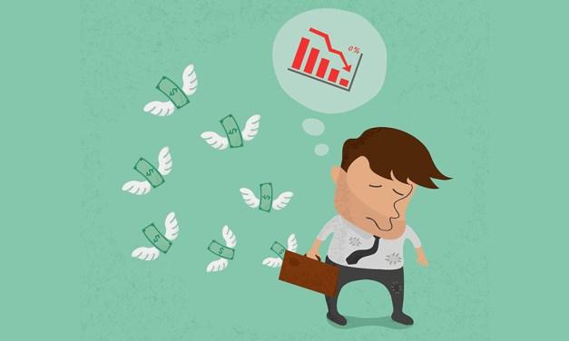10 Erros Mais Comuns da Gestão Financeira