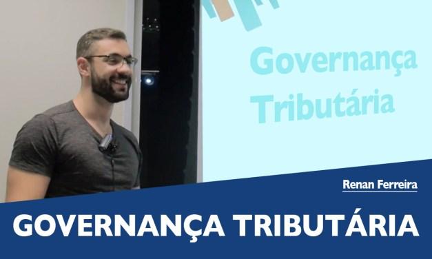 Governança Tributária | Renan Ferreira | Papo Reto