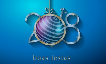 Boas Festas | Feliz 2018