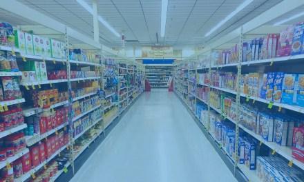 Zona Quente e Zona Fria de loja