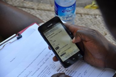 """Mobile-based fisheries monitoring"""