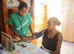 Community health | Photo: Gabriel Diamond