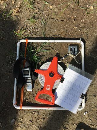 Survey equipment | Photo: Christina Saylor