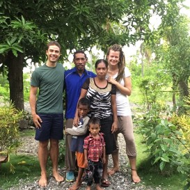 Our homestay family