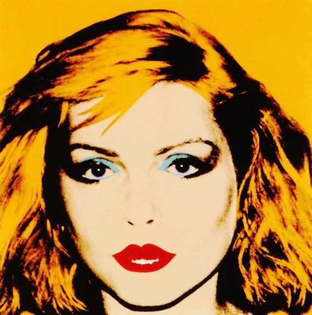 Digital Painting-Andy Warhol