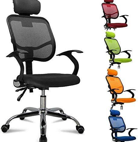 meilleur test chaise bureau ergonomique