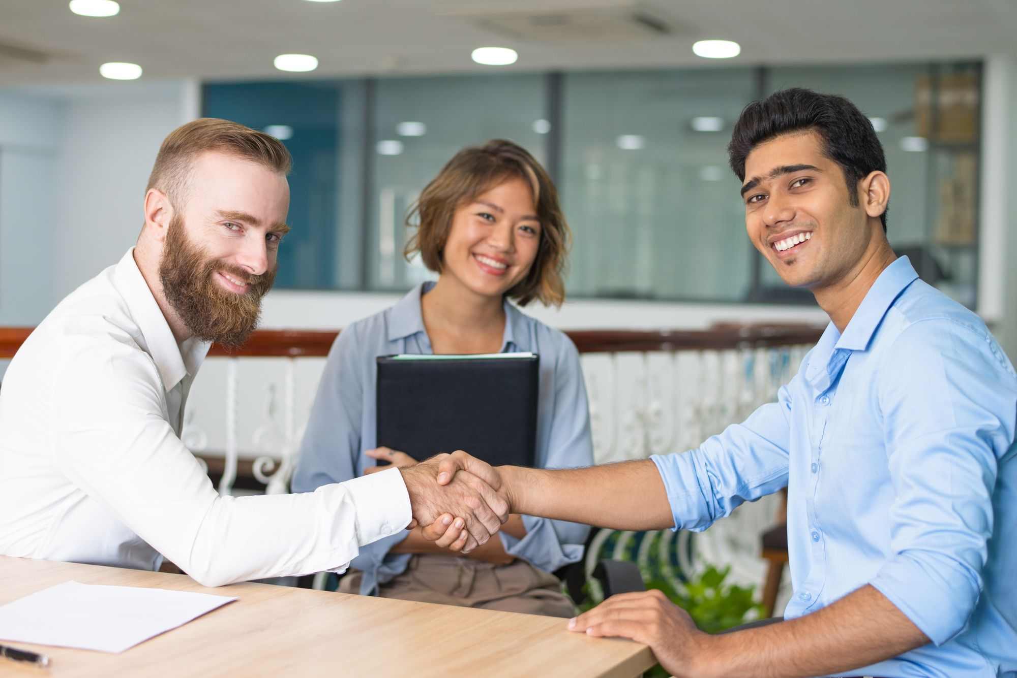 How To Make A Great First Impression In An Interview