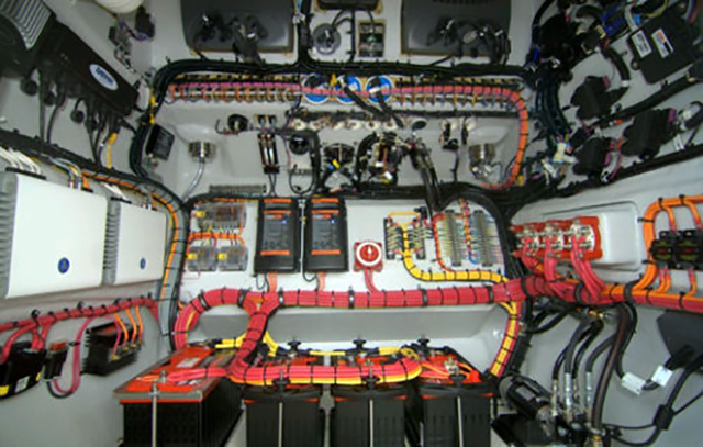 Boat Electrical Wiring Parts Clinic