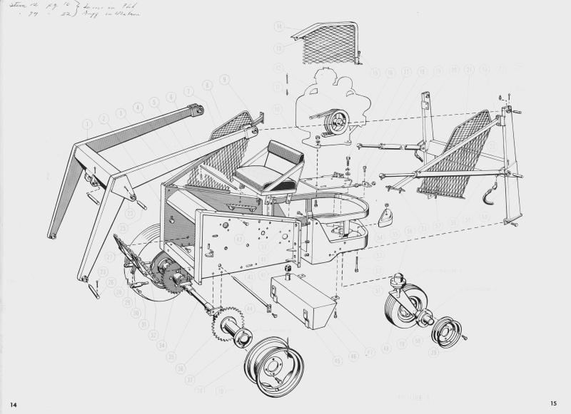 """M440 was first """"Bobcat"""" loader in 1962Bobcat Blog"""