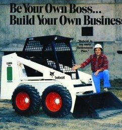 designing a new breed of skid steer loaders bobcat blog in 1978 bobcat launched its ldquobyob a manual bobcat 873 parts  [ 1200 x 876 Pixel ]