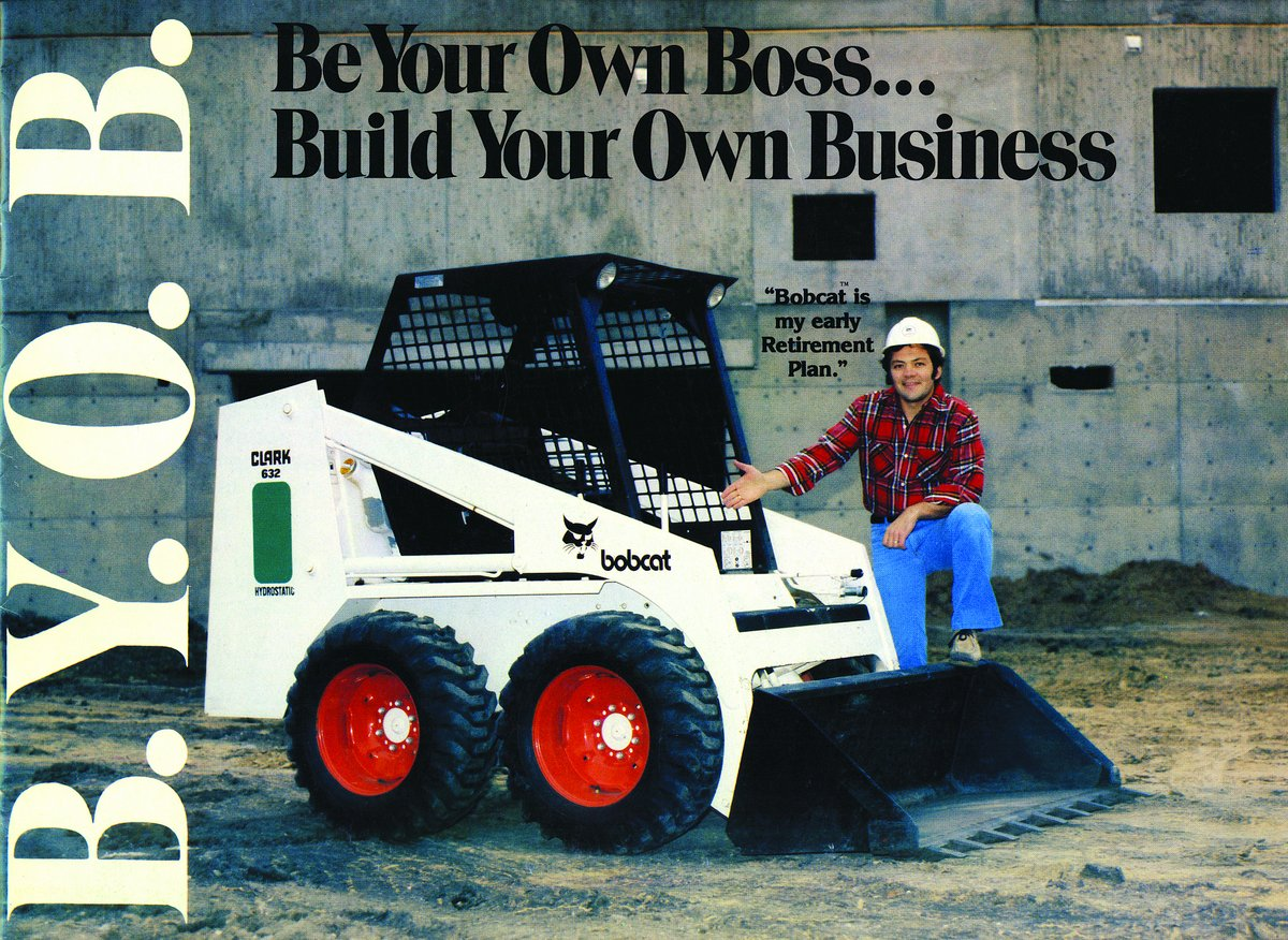 hight resolution of designing a new breed of skid steer loaders bobcat blog in 1978 bobcat launched its ldquobyob a manual bobcat 873 parts