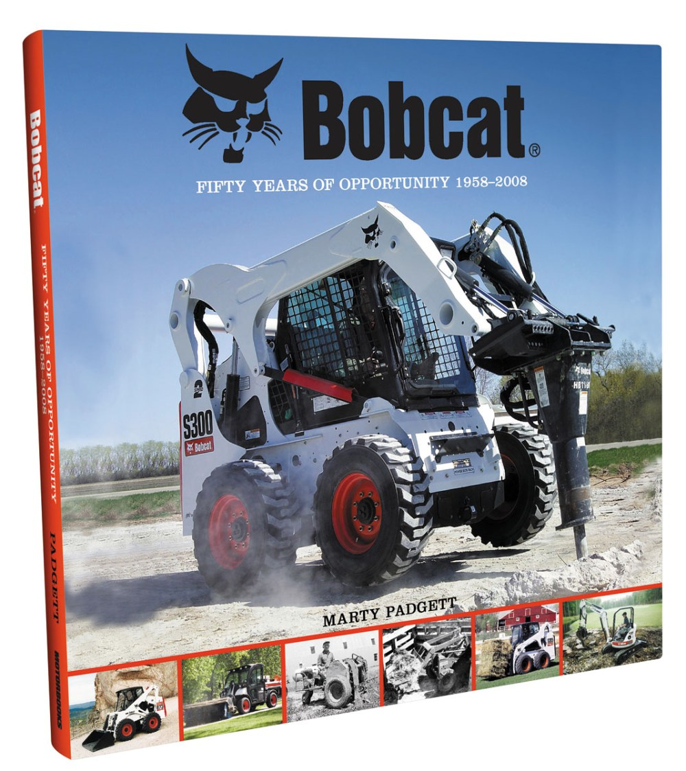 medium resolution of designing a new breed of skid steer loaders bobcat blog bobcat 50 years of opportunity 1958 bobcat s wiring diagram