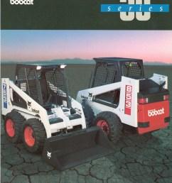 bobcat 50 series loader worked like a boss [ 1259 x 1639 Pixel ]