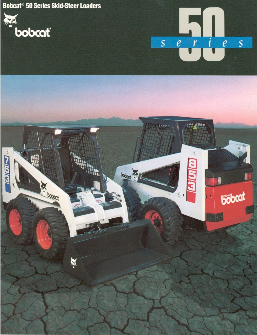medium resolution of bobcat 50 series loader worked like a boss