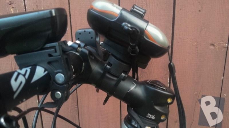 Ram mount - uchwyt dla Garmin Dakota 20 (5)