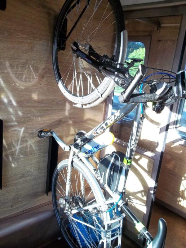 Przedział rowerowy wTLK
