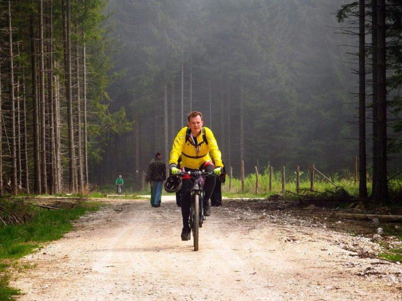 Borowkowa Gora - jeszcze troche docelu