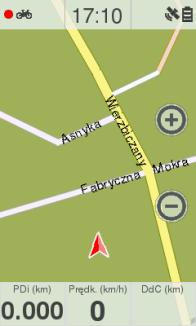 Mapa wTwonav Sportiva 2+