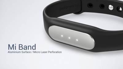 Xiaomi MiBand – kolejna inteligentna opaska