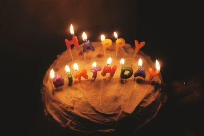 Świętuję 9.urodziny bloga