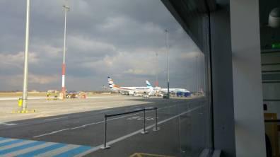 Fuertaventura - nasz Boening 737