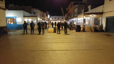 Fuertaventura - nocne zycie w corralejo 3