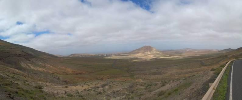 Fuertaventura - rowerowy dzien 2
