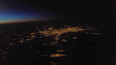 Fuertaventura - wieczorny Madrit