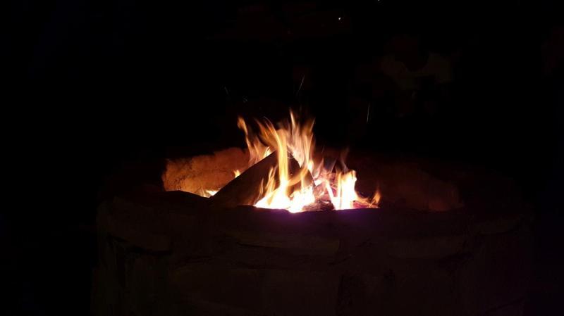 Magia Tatr - wieczorne ognisko