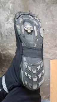 Spód butów SPD