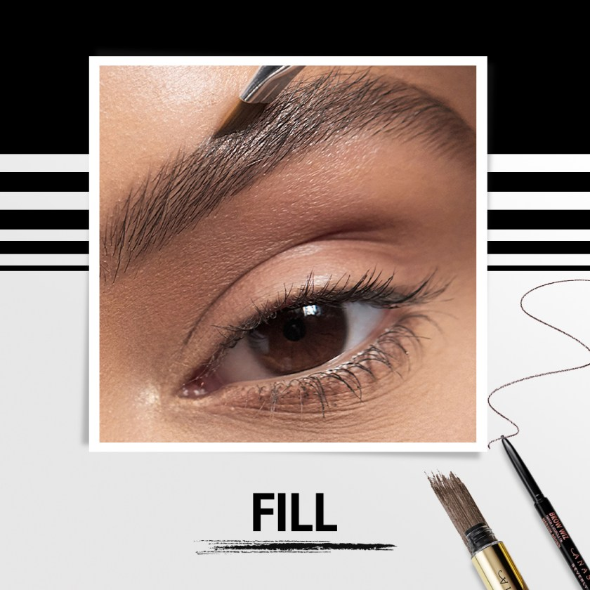 How to get fuller brows 2