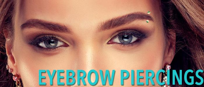 Eyebrow Piercing Care and Healing – bodyjewelry