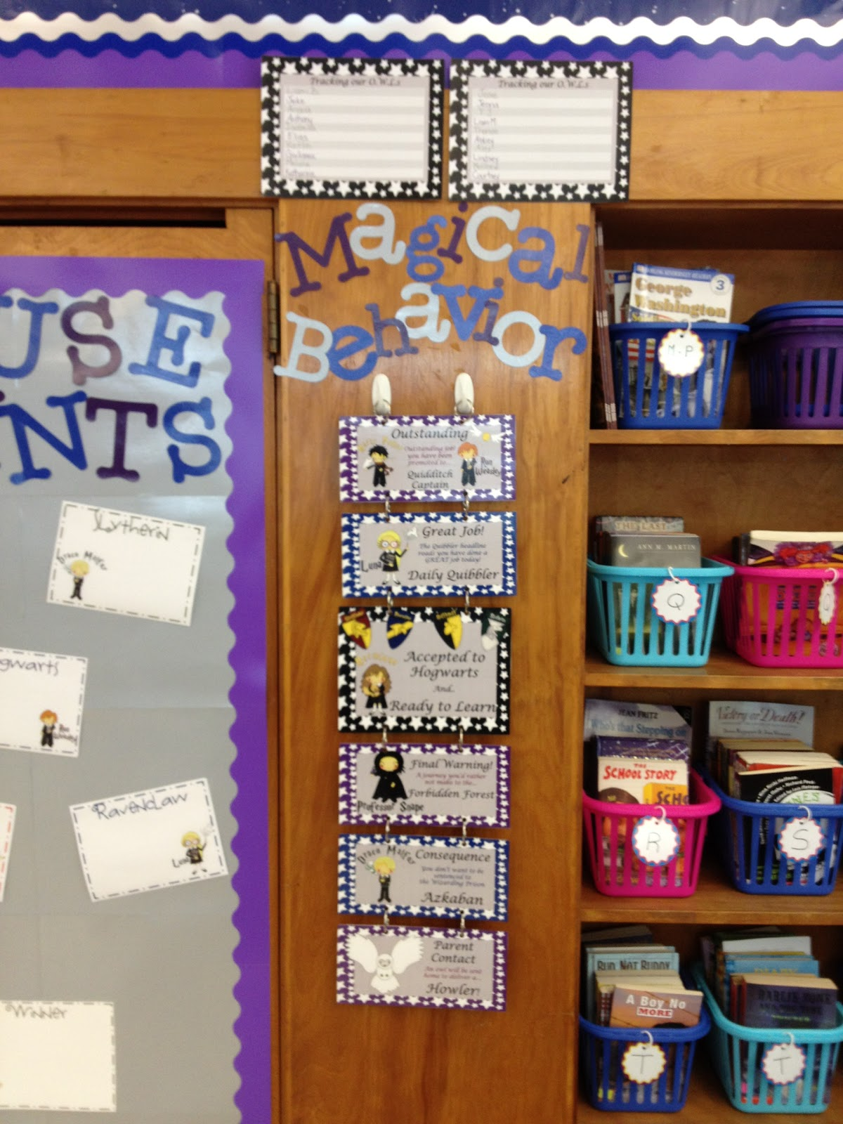 11 Harry Potter Themed Classroom Ideas