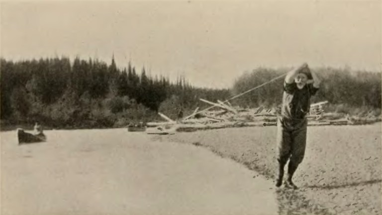 Roosevelt selous boat