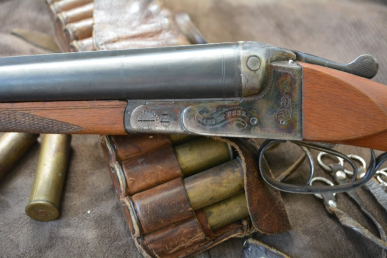 Baikal Ij-54 Russian made 12 gauge shotgun