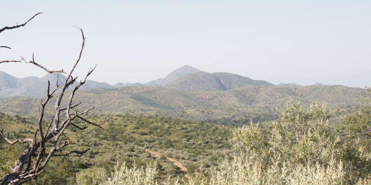 Mountains of Namibia