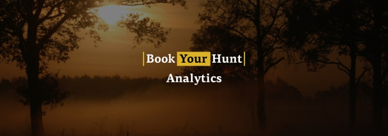 BookYourHunt Analytics
