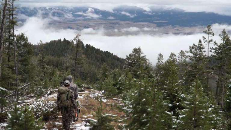 hunting in North America