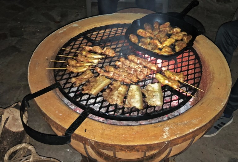Braai - South African barbecue