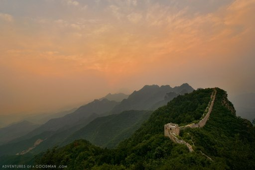 Simatai_Great_Wall-Sunrise-China-Greg_Goodman-AdventuresofaGoodMan