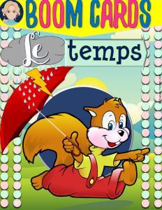 Quel temps Toujours Francais