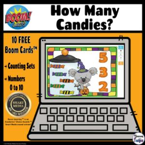 How Many Halloween Candies by Classroom Techies