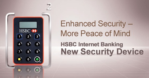 HSBC Online Banking Security Device