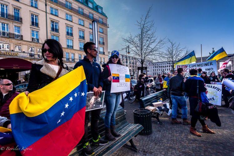 Venezuelan support