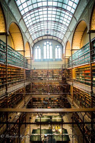 Rijksmuseum's library