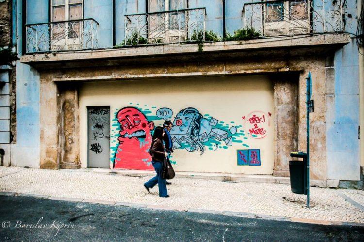 Ayo - Lisbon Graffiti