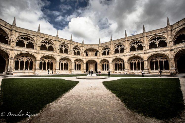 Jerónimos Monastery -2